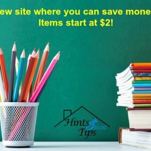 Save money at Hollar on Back to School and more.