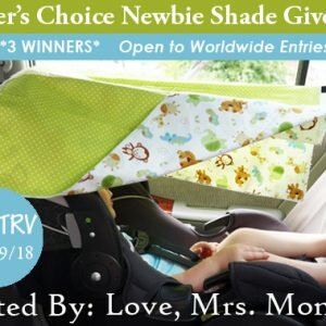Newbie Shade Giveaway ends 9/18
