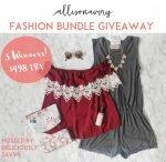 AllisonAvery Fashion Bundle Giveaway