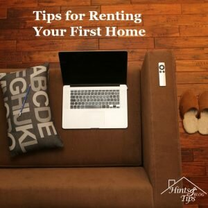 Tips For Renting Your First Home