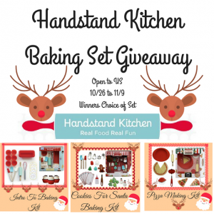 Handstand Kitchen Giveaway ends 11/9