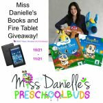 Miss Danielle's Books and Fire Tablet Giveaway