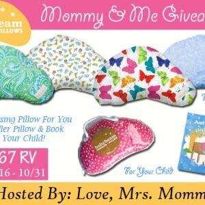 Mommy & Me Giveaway ends 10/31