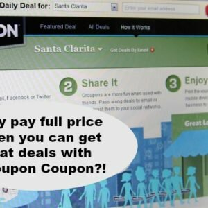 Why Pay Full Price When You Can Get Great Deals With Groupon Coupons?!