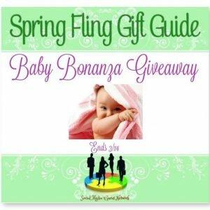 Baby Bonanza Giveaway Ends 3/14 @las930 @SMGurusNetwork