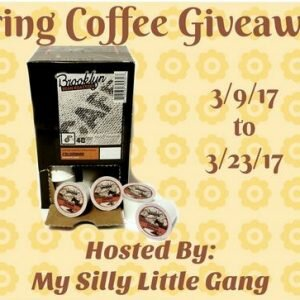 Brooklyn Bean Roastery Spring Coffee Giveaway ends 3/23