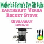 Eartheasy Versa Rocket Stove Giveaway http://www.hintsandtipsblog.com