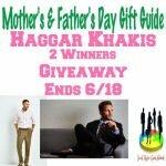 Haggar Khakis Giveaway http://www.hintsandtipsblog.com