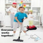 Chores without yelling series… teamwork!