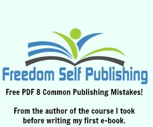 Banner ad freedom self publishing