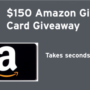 Dropprice $150 Amazon Gift Card Giveaway Ends 11/7@las930 @DROP_PRICE