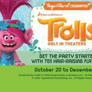 Trolls Giveaway ends 11/11