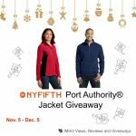 NYFIFTH Port Authority® Jacket Giveaway