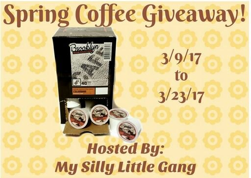The Brooklyn Bean Roastery Spring Coffee Giveaway http://www.hintsandtipsblog.com