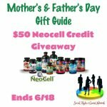 $50 Neocell Father's Day Giveaway http://www.hintsandtipsblog.com
