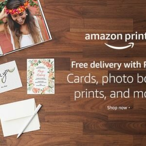 It's time to finally start printing your photos the easy way. $1000 of Amazon Gift Cards to be Won! #AmazonPrints