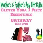 Clever Yoga 7 Piece Essentials Giveaway http://www.hintsandtipsblog.com