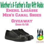Emeril Lagasse Men's Canal Shoes Giveaway http://www.hintsandtipsblog.com