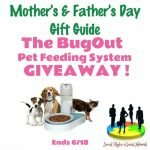 The BugOut Pet Feeding System Giveaway http://www.hintsandtipsblog.com