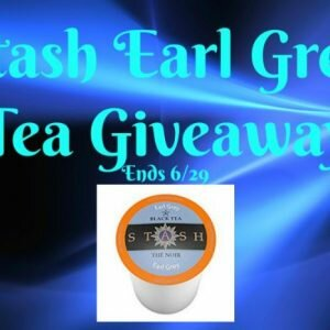 Stash Earl Grey Tea Giveaway #2 Ends 6/29  @StashTeaCups @las930